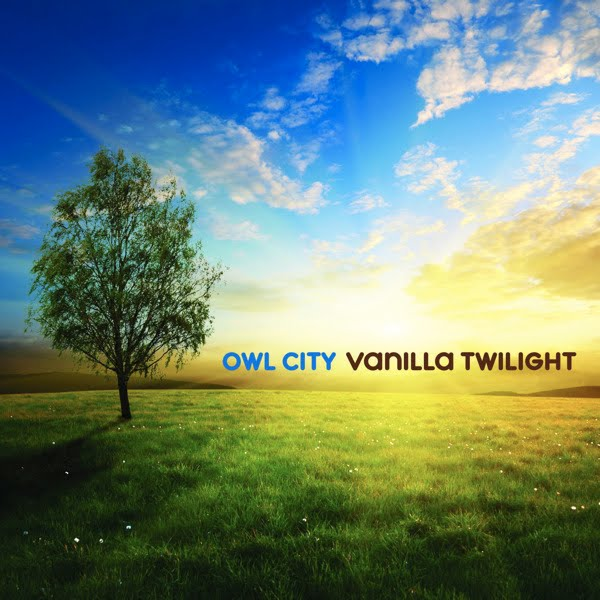 vanilla twilightOwl City Vanilla Twilight Album Cover